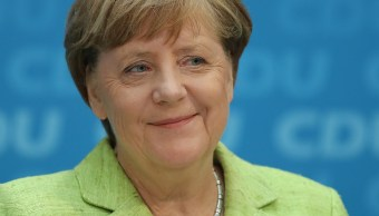 Angela Merkel canciller federal de Alemania