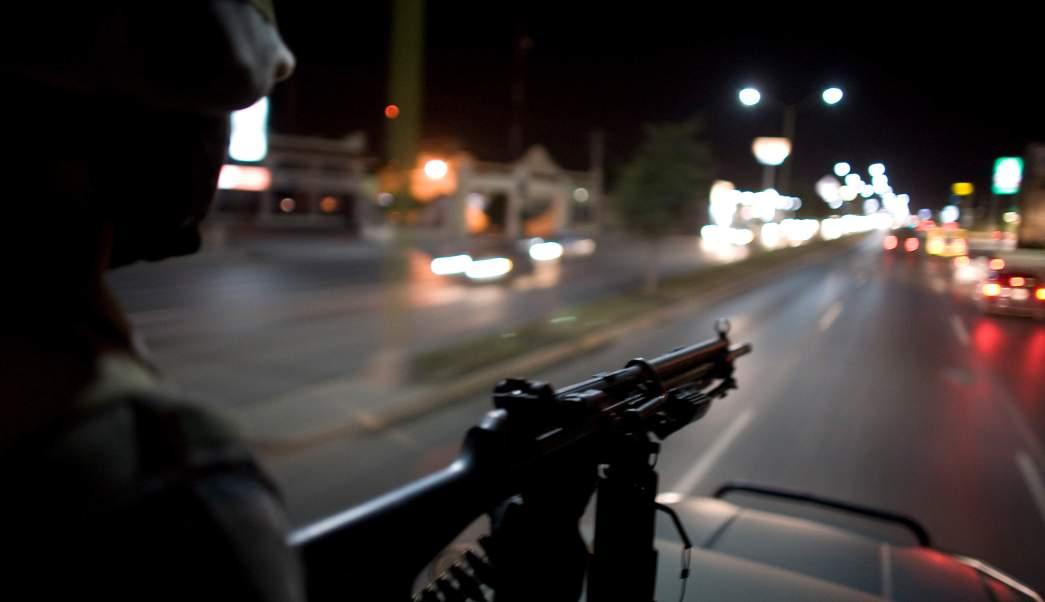 Situación de riesgo en Reynosa, Tamaulipas. (AP, archivo)
