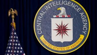 Agencia Central de Inteligencia, CIA, Langley, logotipo
