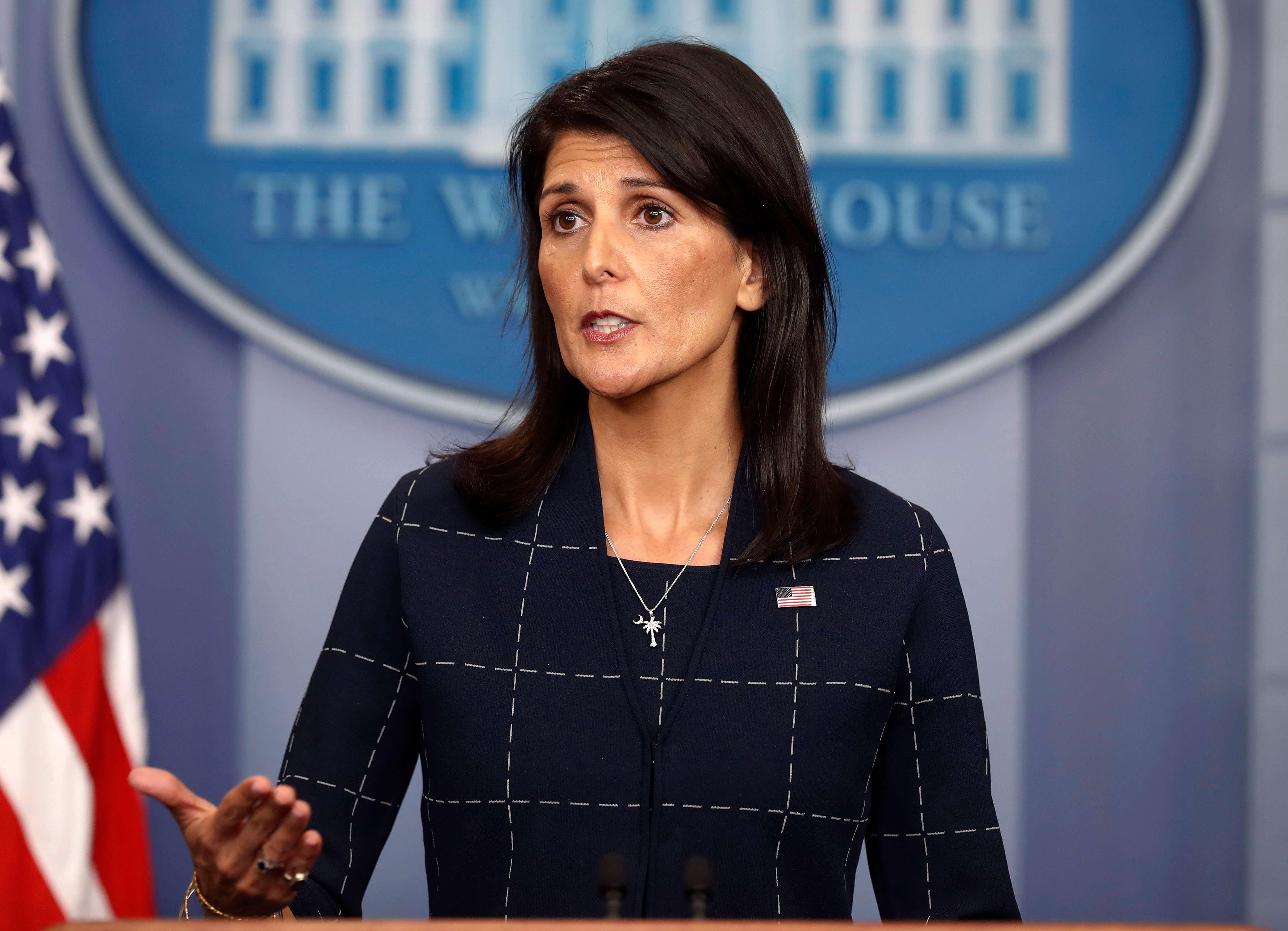 """Trump apela a Rusia y pide sancionar a Corea del Norte"""""""