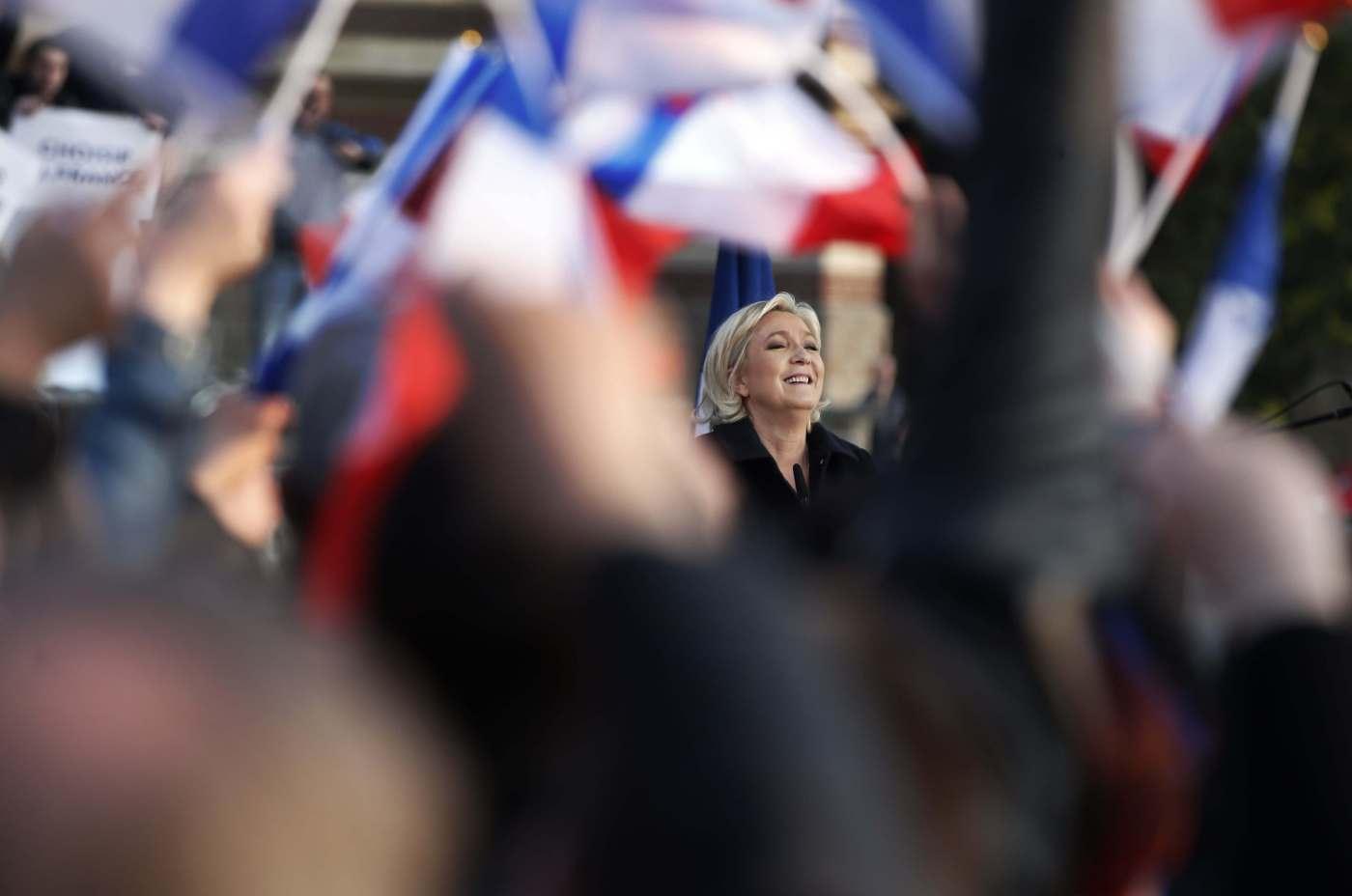 Marine le pen francia extremismos peligro elecciones