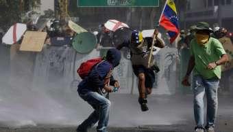 manifestantes, opositores, fuerzas de seguridad, venezuela, Nicolás Maduro