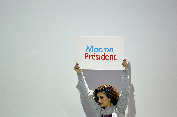 Emmanuel Macron necesita apoyo de la izquierda francesa, según Yanis Varoufakis. (Getty Images)