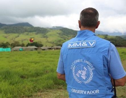 FARC, Colombia, ONU, secuestro, guerrilla, seguridad, armas,