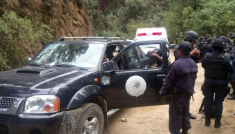 Asalto, personal de Prospera, Prospera, Oaxaca, seguridad