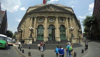 Sede de la Asamblea legislativa de la Ciudad de Mexico