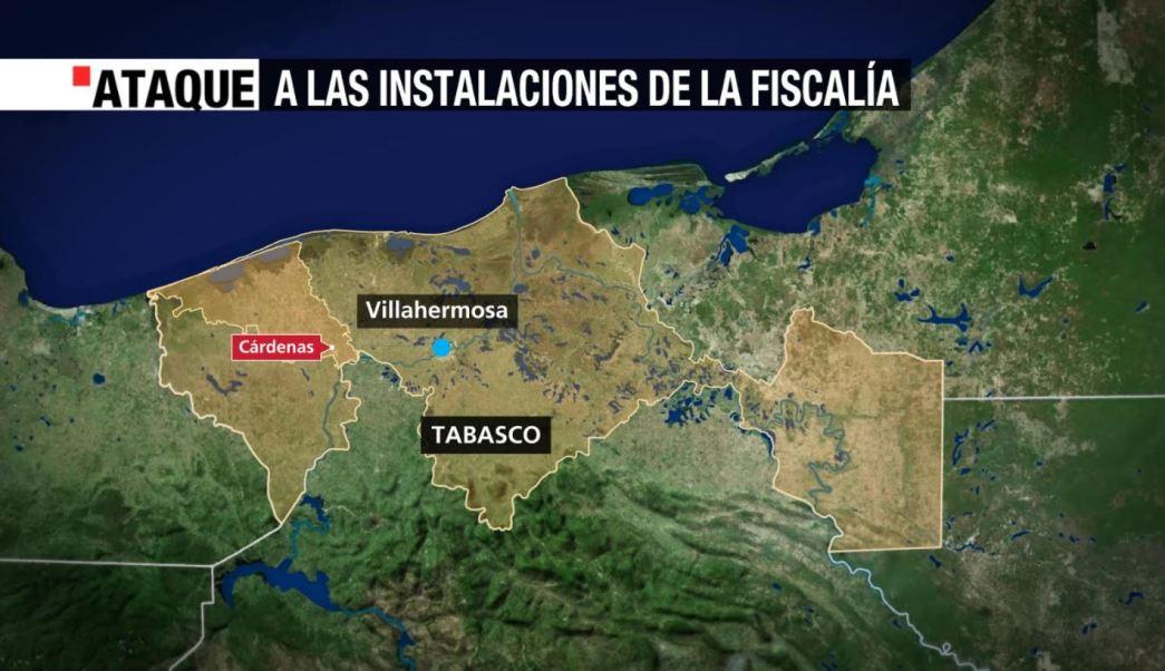 Las autoridades logran detener a una persona relacionada con el ataque (FOROtv)