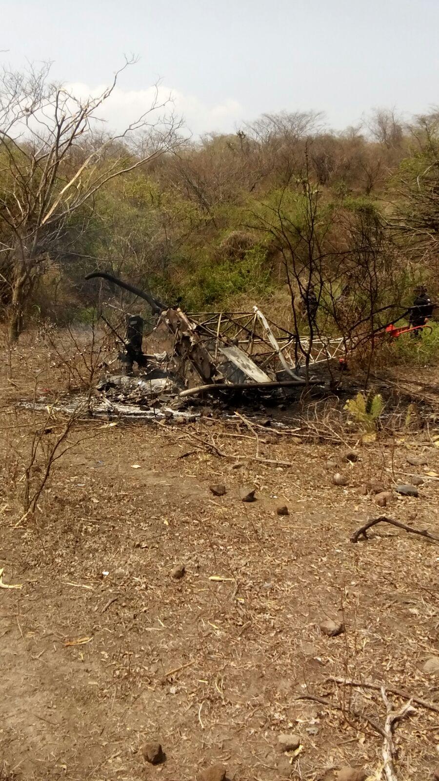 Avioneta accidentada en Amacuzac, Morelos Noticieros Televisa