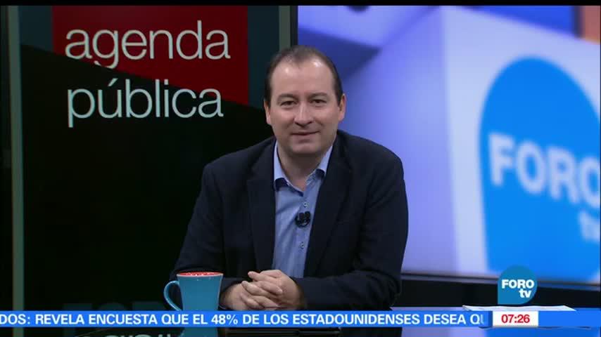 Mauricio Merino, investigador, CIDE, Ley General de Archivo