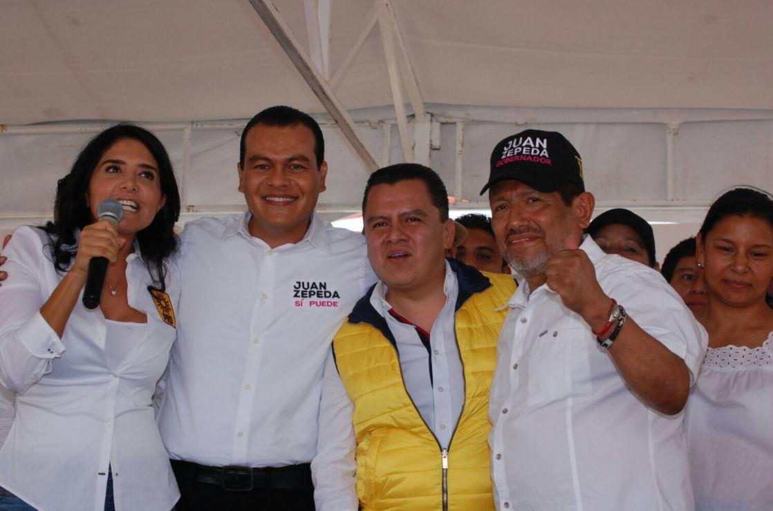 Fue montaje la agresión con huevazos a López Obrador: Yunes Linares
