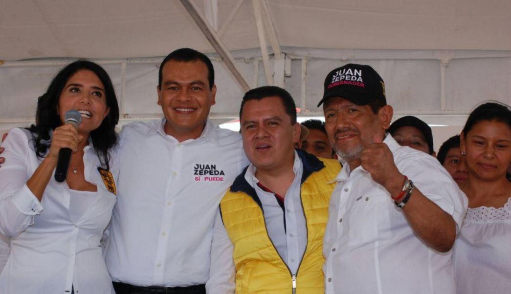 PRD, juan zepeda, elección, estado de mexico, edomex, elecciones en edomex
