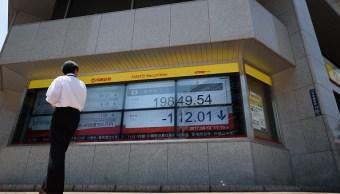 La Bolsa de Tokio refleja incertidumbre por la situación en EU