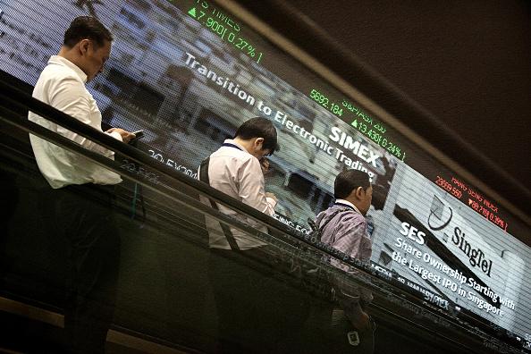 Asia, Bolsas de Asia, Bolsa de Singapur, Acciones, Mercado bursátil