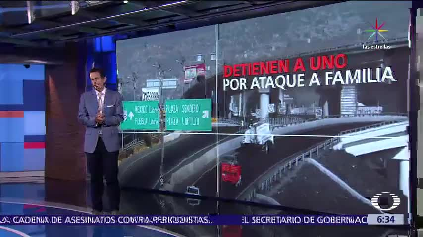 autor del ataque, familia, autopista, México-Puebla
