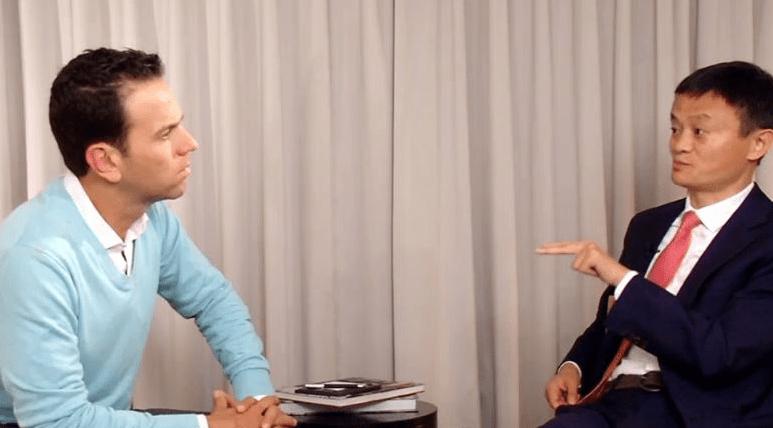 Carlos Loret entrevista a Jack Ma, fundador de Alibaba Group