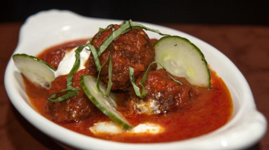 Albóndigas de cordero con salsa de tomate (Getty Images)