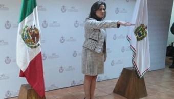 Carol Moreno Torres, exoficial mayor de Secretaría de Educación de Veracruz