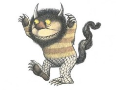 Carol, where the wild things are, monstruo
