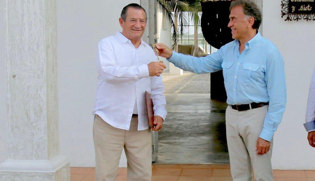 Javier duarte, Veracruz, miguel ángel yunes, gobernador de Veracruz, corrupción, justicia