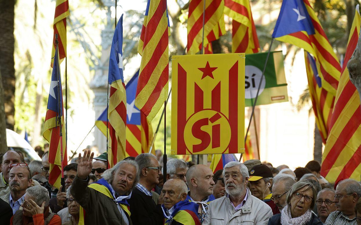 Gobierno catalán dice que España no podrá impedir referéndum de independencia