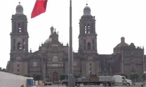 Inmueble de la Catedral Metropolitana de la CDMX