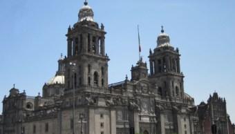 Vista del exterior de la Catedral Metropolitana