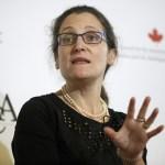 Chrystia Freeland encabezará las negociaciones del TLCAN por Canadá