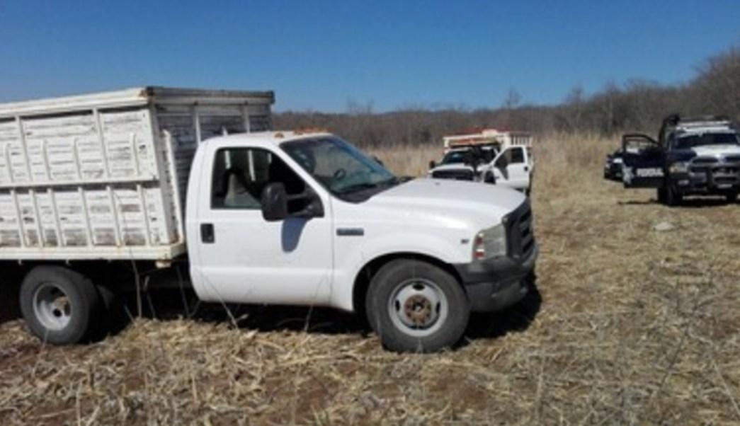 Aseguran hidrocarburo y toma clandestina en Guamúchil, Sinaloa. (Policía Federal)