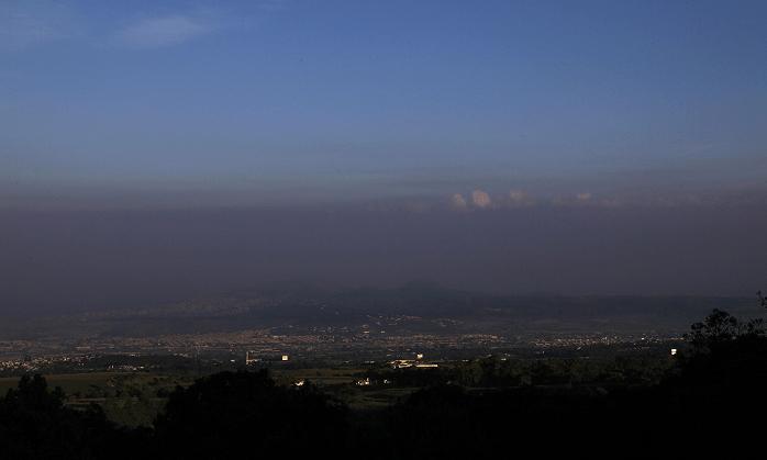 Índice de Calidad del Aire, Estación Ajusco Medio, Condiciones ambientales, Calidad del aire, CAMe
