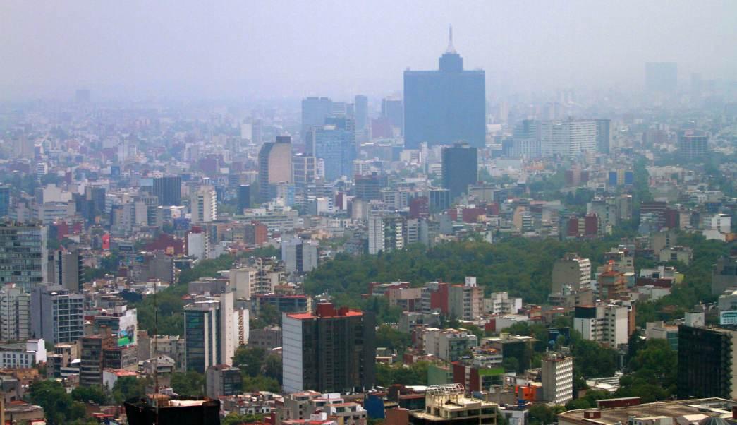 Contaminación en el Valle de México. (Notimex, archivo)