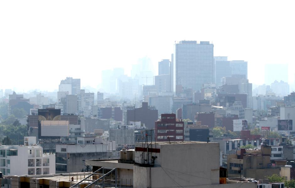 Suspenden contingencia ambiental en la CDMX