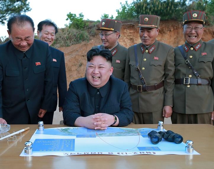 El líder norcoreano Kim Jong Un (Reuters)