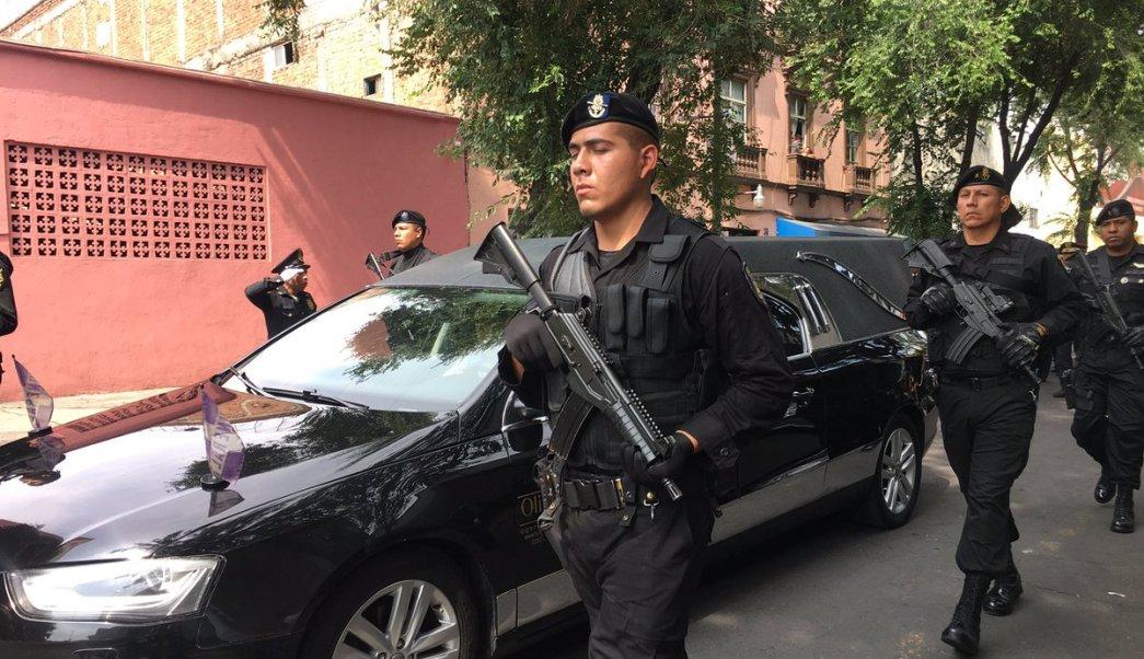 Policías, SSP, CDMX, asesinato, seguridad, atropellamiento, agresión