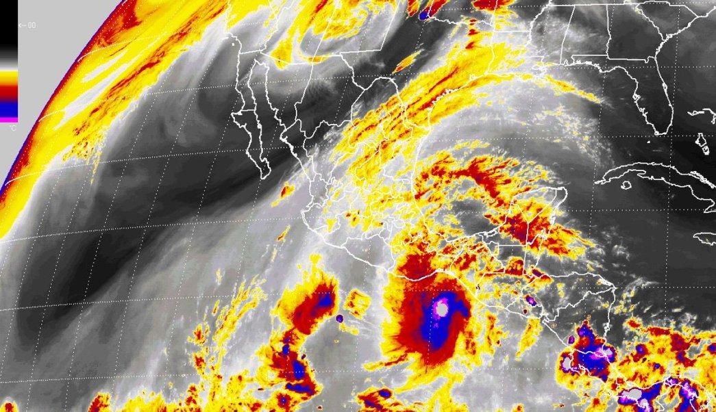 Clima, tormenta tropical, depresión tropical, adrián, Chiapas, oaxaca