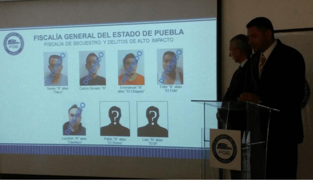 Victor carranca, Fiscalia puebla, Fiscal Puebla, Puebla, Victor Carranca, Ataque familia mexico puebla, Noticias puebla, Familia puebla, Bebe mujeres familia mexico puebla