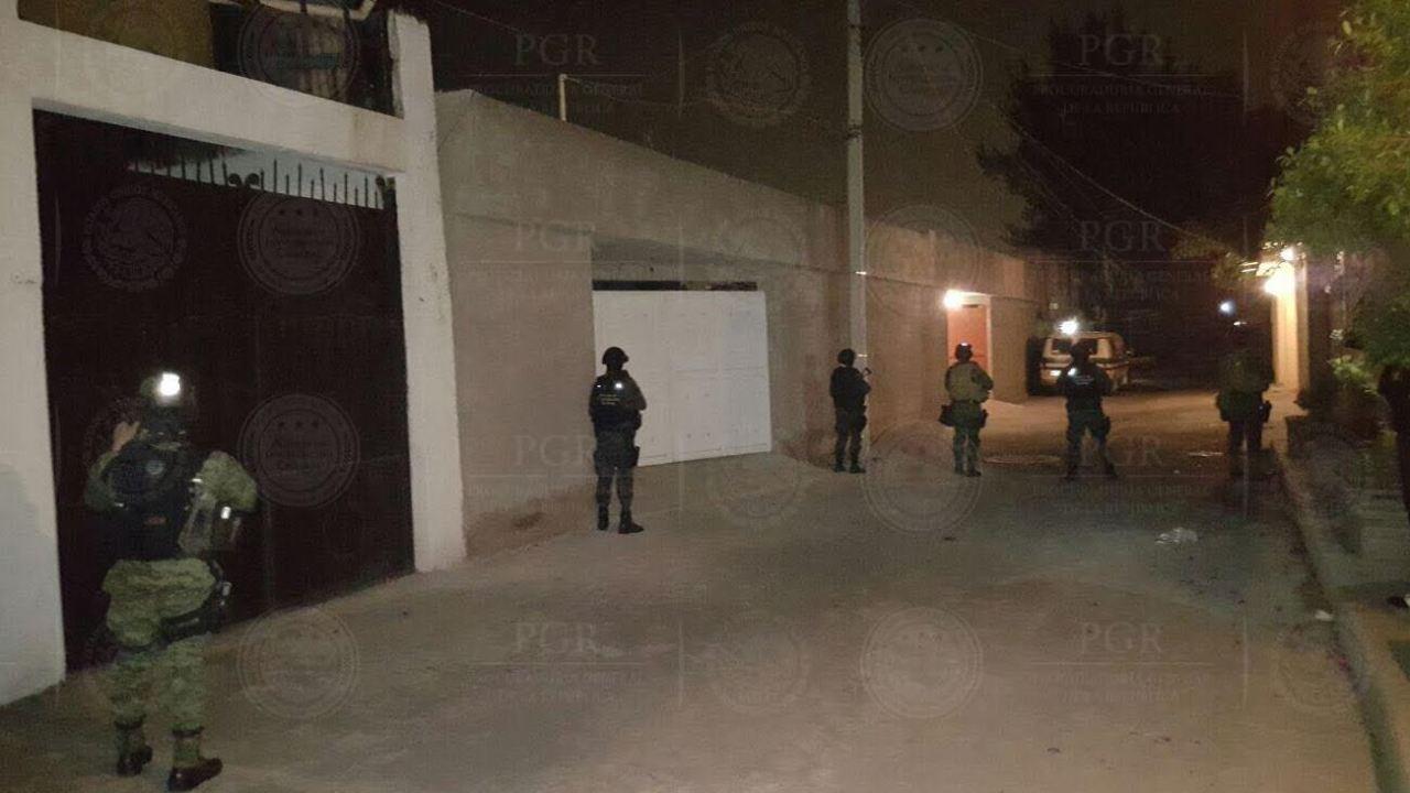 Los operativos se realizaron en la delegación Tláhuac y Xochimilco (PGR)