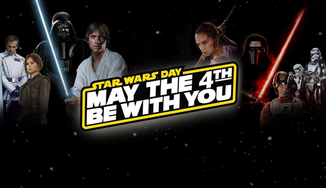 Este 4 de mayo se celebra el Día de Star Wars. (Google)