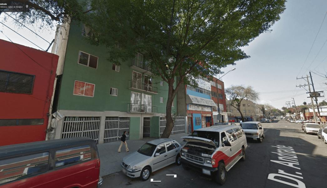 Condominio calle doctor andrade, Condcominio, Colonia doctores, Calle doctor andrade