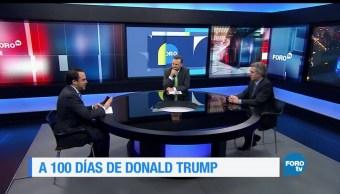 EU, 100 días, presidente de EU, Casa Blanca, Luis Estrada, Luis de la Calle