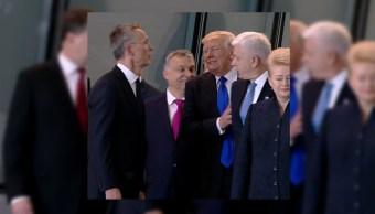 Presidente de Estados Unidos, Donald Trump, Primer ministro de Montenegro,