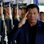 El presidente de Filipinas, Rodrigo Duterte (Reuters)