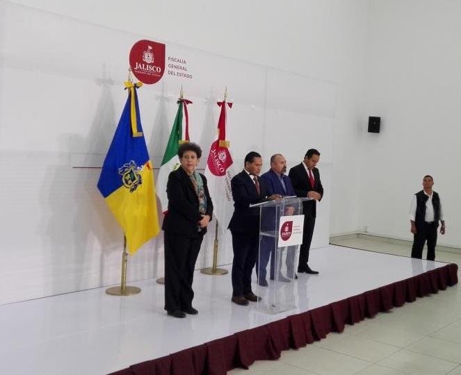 Sergio Almaguer, fiscalía, Jalisco, puente grande, fiesta, cártel Jalisco, nueva generación