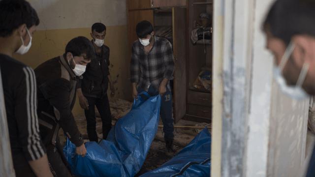 El bombardeo de EU dejó más de cien civiles muertos en Mosul, Irak