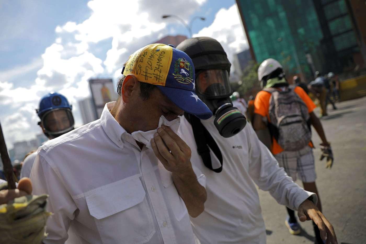 Maduro, Venezuela, Capriles, protestas, muertes, oposición,