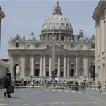 El Vaticano se prepara para la llegada de Trump