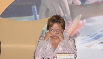 Elba Esther Gordillo, ex lideresa del SNTE
