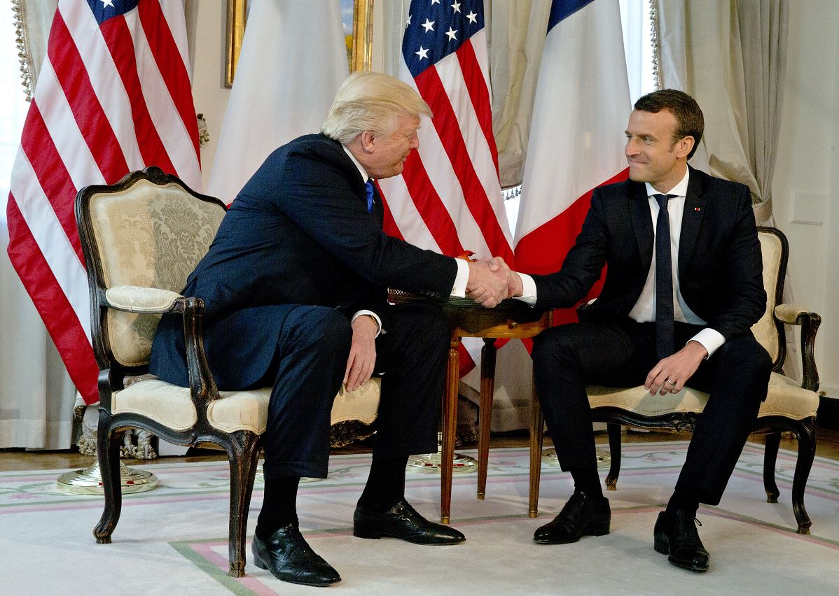 Trump arriba a Bruselas para participar en cumbre de la OTAN