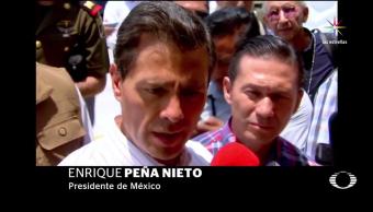 EPN afirma, buscará, socios TLC, ganadores, México, Estados Unidos