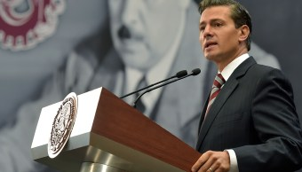La modernización de TLC beneficiará a México y América del Norte aseguró el presidente Peña Nieto. (Presidencia de la República)