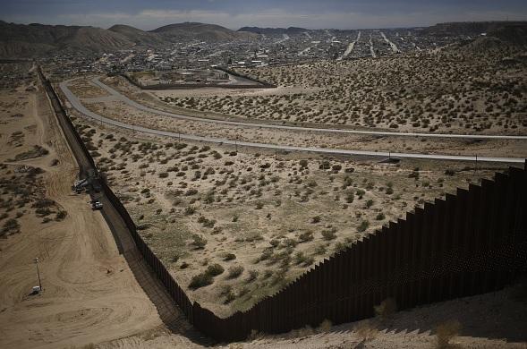 Muro, Donald Trump, frontera, México, presupuesto, dinero, Casa Blanca,